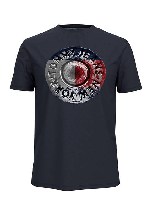 Short Sleeve TJ Shank Graphic T-Shirt