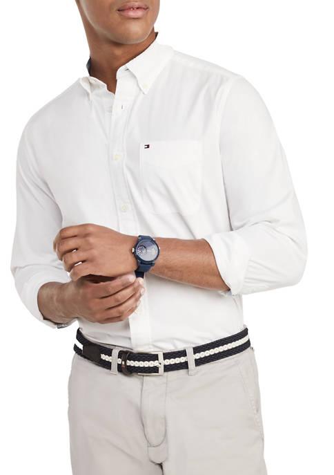 Big & Tall Long Sleeve Button Down Shirt