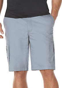 Eco-Start 10-in. Canvas Cargo Shorts