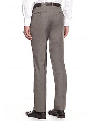 af406a2986 Savane® Flat Front Active Flex Gabardine Stretch Dress Pant | belk
