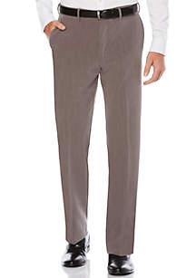 Savane® Men's Active Flex 4-Way Stretch Gab Dress Pant