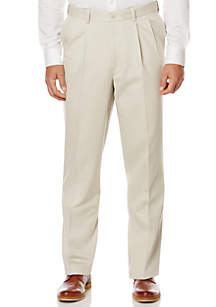 Big & Tall Pleated Ultimate Performance Chino