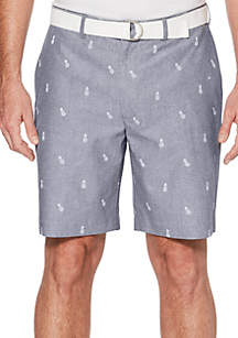 Men's Oxford Pineapple Short