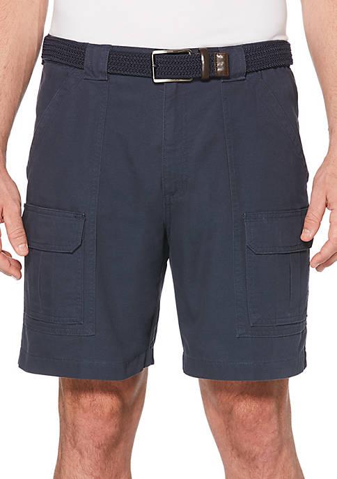 Canvas Hiking Shorts