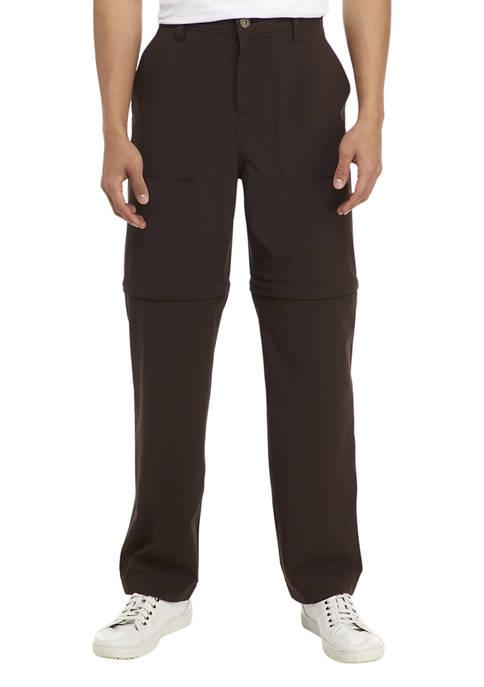 Mens Convertible Ripstop Pants