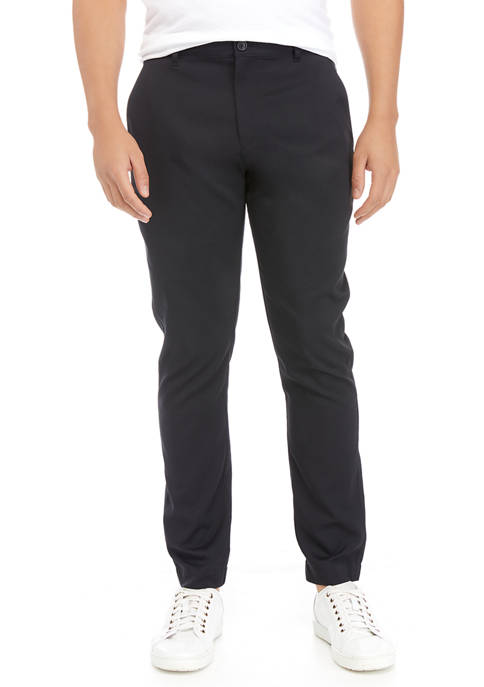 Savane® Mens Hybrid Jogger Pants