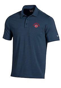 Auburn Tigers Playoff Stripe Polo