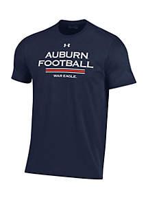 Under Armour® Auburn Tigers Performance T Shirt
