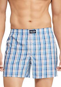 Polo Ralph Lauren Vineyard Plaid Woven Boxers