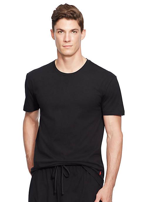 Polo Ralph Lauren Jersey Crew Neck T-Shirt