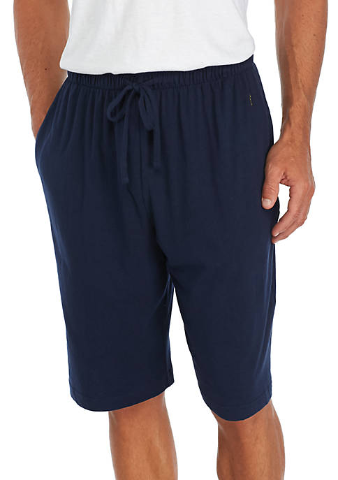 Polo Ralph Lauren Knit Navy Sleep Shorts