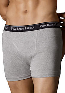 Set of 3 Assorted Boxer Briefs