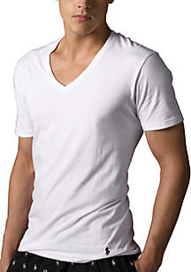 Set of 3 Classic V-Neck Tees