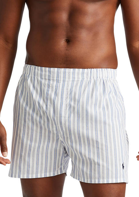 Polo Ralph Lauren Big & Tall Cotton Boxers