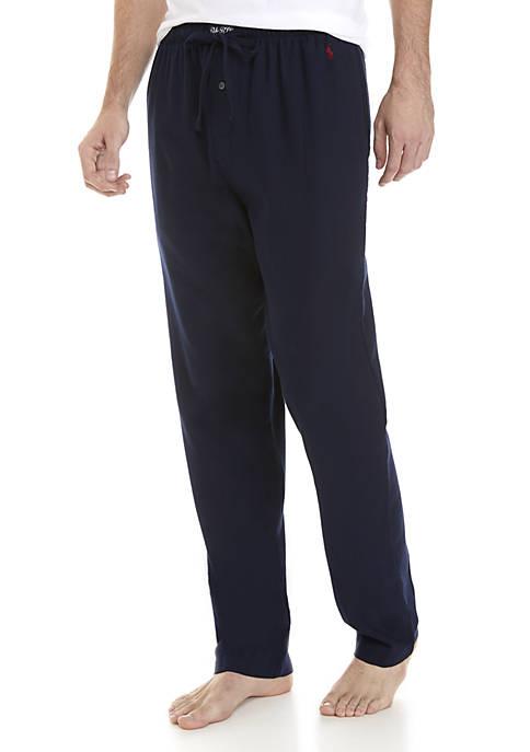 Polo Ralph Lauren Cotton Flannel Pajama Pants