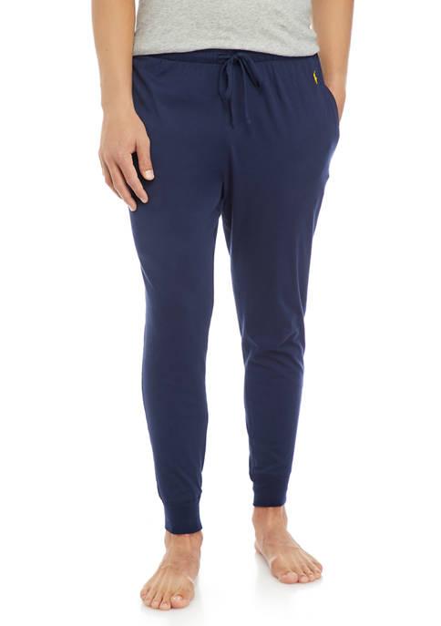 Lightweight Cotton Pajama Joggers