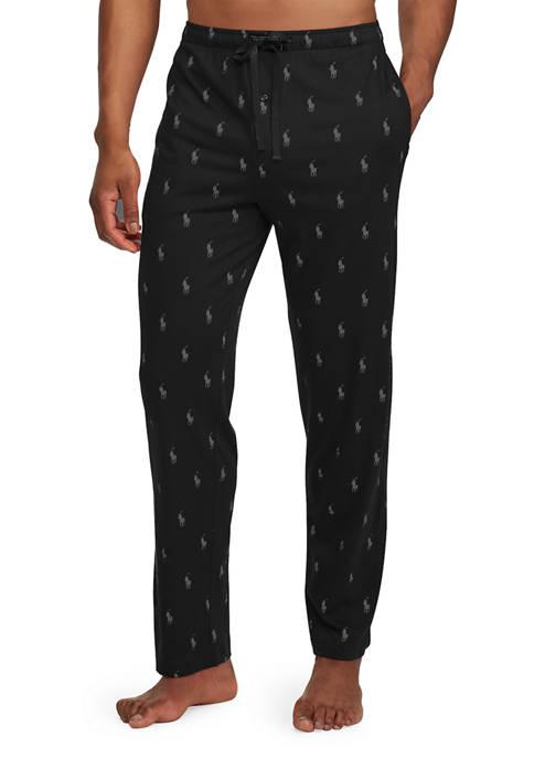 Big & Tall Allover Pony Pajama Pants
