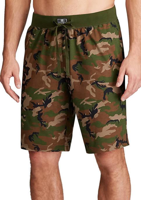 Polo Ralph Lauren Camo Sleep Shorts