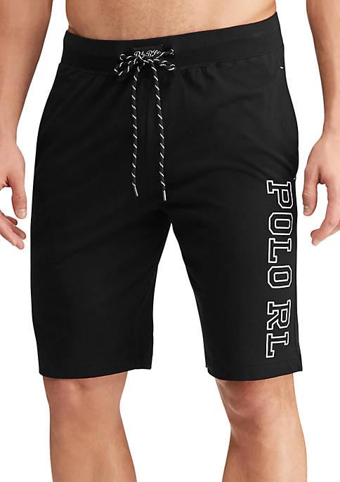 Polo Ralph Lauren Logo Knit Shorts