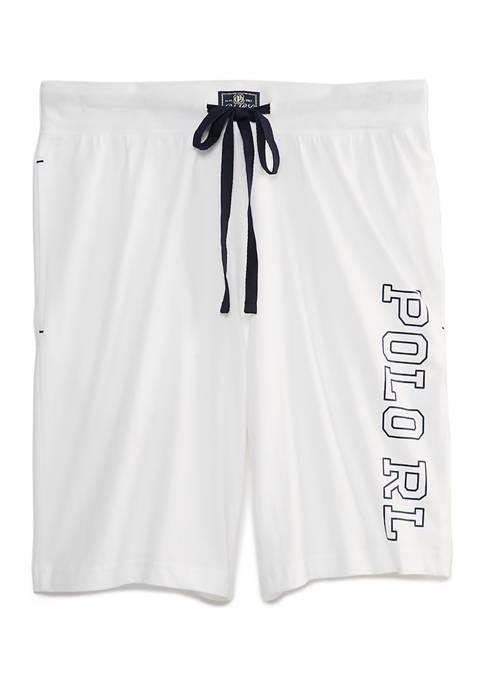 Polo Ralph Lauren Knit Jersey Logo Sleep Shorts