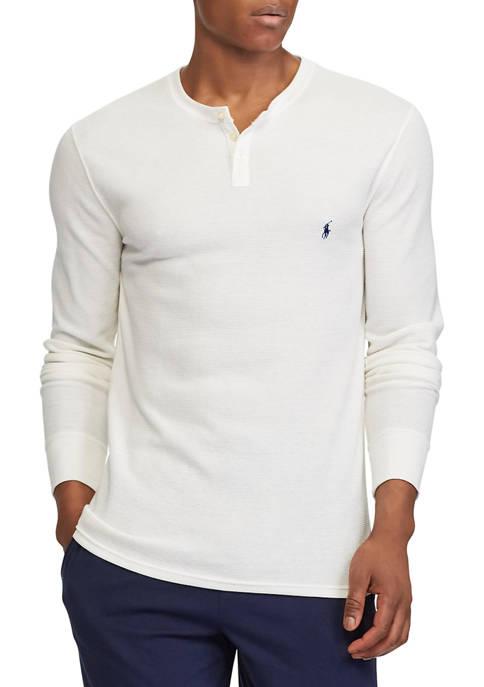 Waffle Knit Sleepshirt