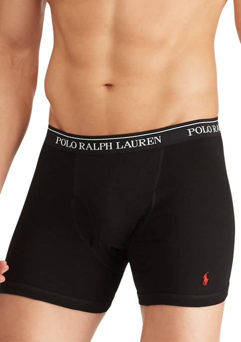 Classic Fit Boxer Brief 3-Pack