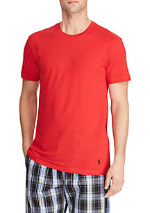 Polo Ralph Lauren Fashion Color 3 Pack Crew Neck Tee