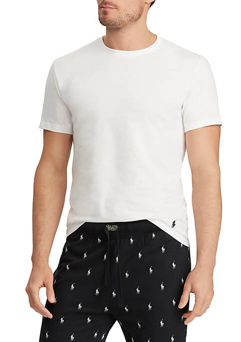 Polo Ralph Lauren Classic Fit T-Shirt 3-Pack