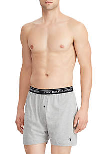 Classic Fit Knit Boxer 5-Pack