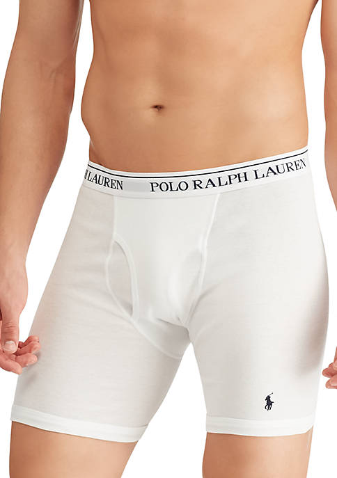 Polo Ralph Lauren Classic Fit Boxer Brief 3-Pack