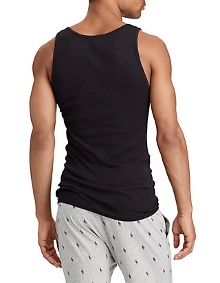 bc669fc24c5f7 ... Polo Ralph Lauren Classic Fit Tank 3-Pack