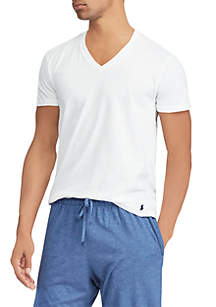 Classic Fit V-Neck 3-Pack