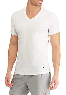 Classic Fit V-Neck 5-Pack