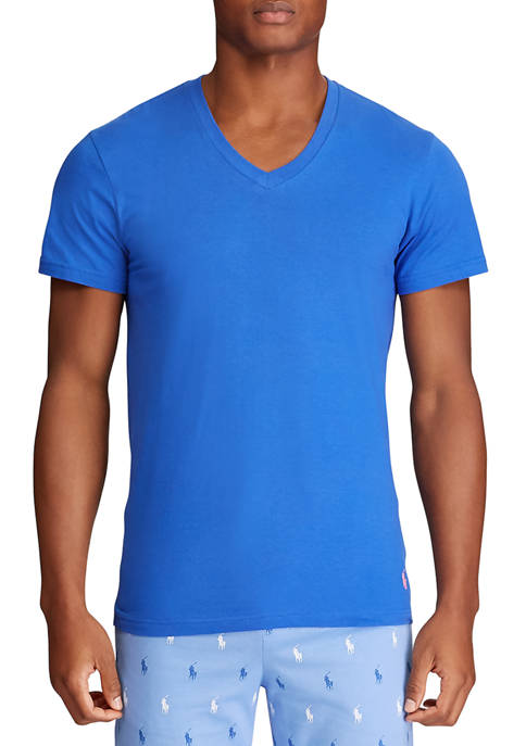 Polo Ralph Lauren 3 Pack V Neck T-Shirts