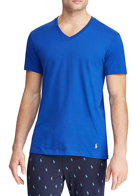 Polo Ralph Lauren Fashion Assorted Colors V-Neck Tees