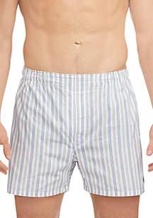 Polo Ralph Lauren Big & Tall Woven Boxer 2-Pack