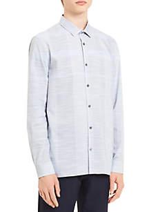 Yarn Dyed Plaid Shirt