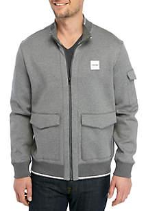 Calvin Klein FZ Bomber Jacket