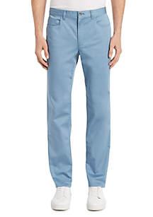 Calvin Klein Authentic Seasonal Flat Front Jeans