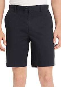 Calvin Klein The Refined Stretch Chino Shorts