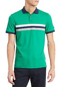 Calvin Klein Short Sleeve Liquid Touch Polo