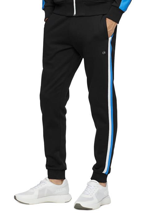 Calvin Klein Mens Athleisure Joggers with 2 Tone