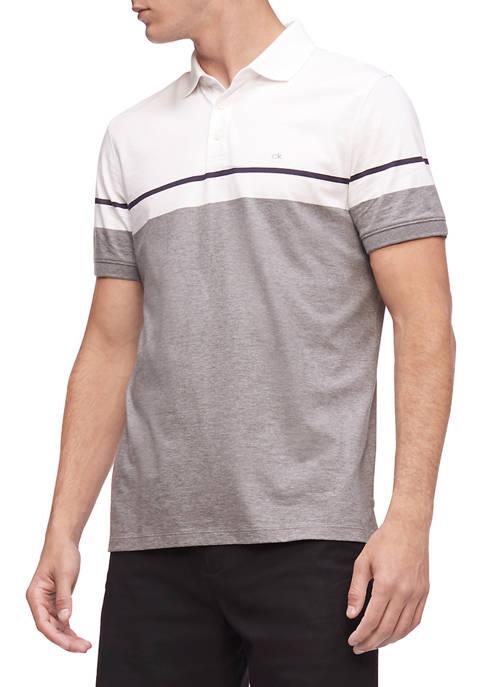 Calvin Klein Liquid Touch Polo Shirt