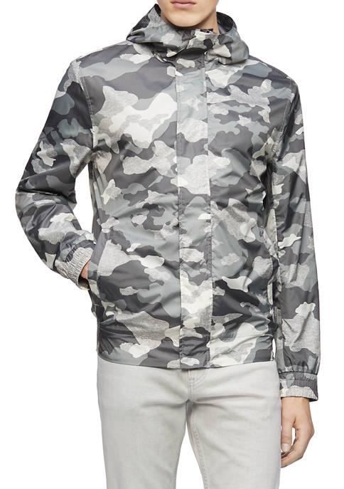 Calvin Klein Camouflage Mirror Jacket