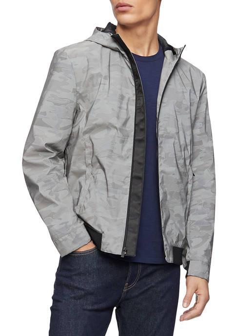 Calvin Klein Camo Reflective Jacket
