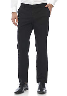 Calvin Klein Dressy Refine Stretch Chino Slim Fit