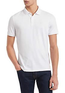 Calvin Klein New Edition Liquid Touch Polo Shirt