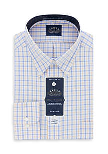 Eagle Big & Tall Fit Stretch Collar Non-Iron Dress Shirt