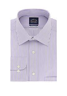 Stripe Button Dress Shirt