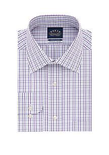 Check Button Dress Shirt